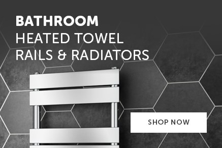 Bathroom Heated Towel Rails & Radiators