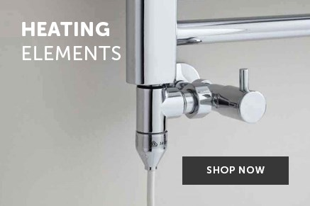 Heating Elements for Dual Fuel Heated Towel Rails