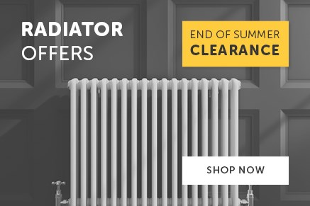 Radiator End of Summer Clearance