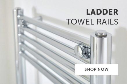 Ladder Towel Rails