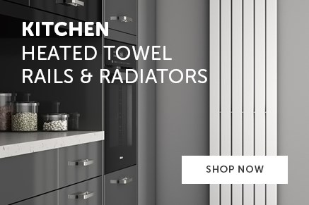 Kitchen Heated Towel Rails & Radiators