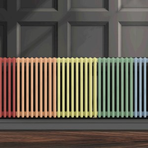 Bespoke Radiator Colours