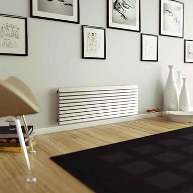 Aeon Panacea Stainless Steel Vertical or Horizontal Designer Radiator - Polished