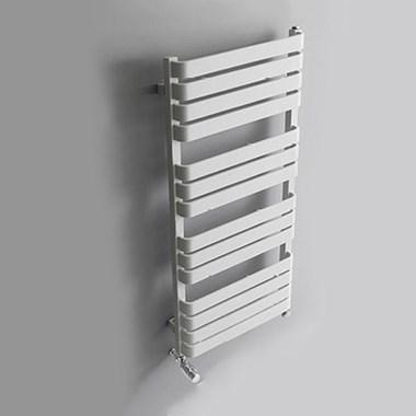 Crosswater Celeste Designer Heated Towel Rail - 1100 x 500mm