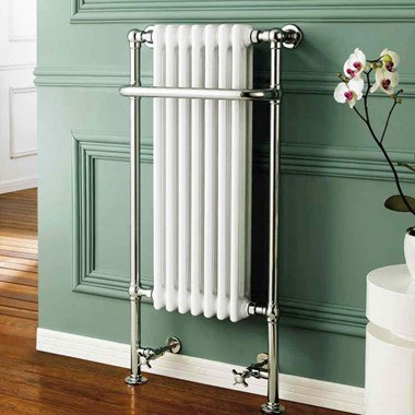 Butler & Rose Homage Bathroom Traditional Heated Towel Rail Radiator - 553 x 1130mm