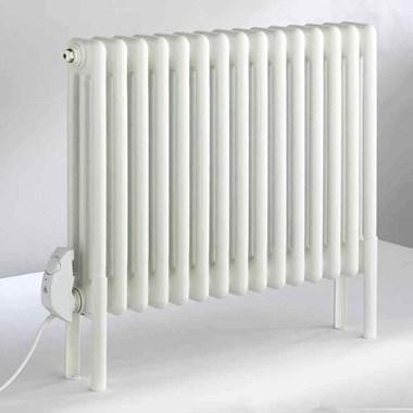 DQ Heating Peta Electric Mild Steel Horizontal Column Designer Radiator