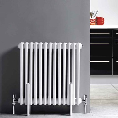 Hudson Reed Colosseum Triple Column Horizontal Designer Radiator