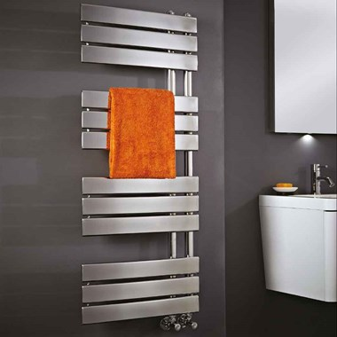 Phoenix Carla Bathroom Designer Heated Towel Rail Radiator