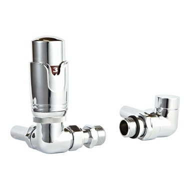 Phoenix Corner Thermostatic Radiator Valve