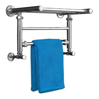 Phoenix Eve Bathroom Designer Heated Towel Rail Rack Radiator - 297x532mm