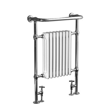 Phoenix York Traditional Radiator - 963x673mm