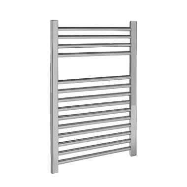 Premier Straight Chrome Ladder Towel Rails - 700 x 500mm