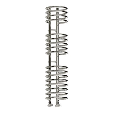 Reina Claro Designer Steel Heated Towel Rail