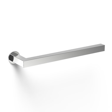 Thermosphere Square Single Ended 12V Towel Rail - 400mm