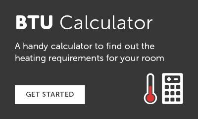 Calculate your heating requirement with our BTU calculator