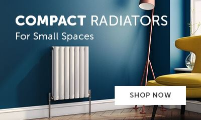 Compact radiators for small spaces