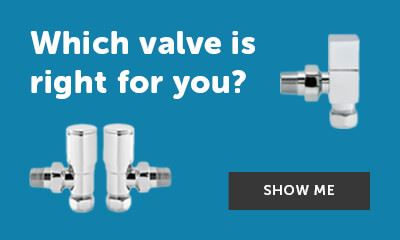 Find out which radiator valves are right for you