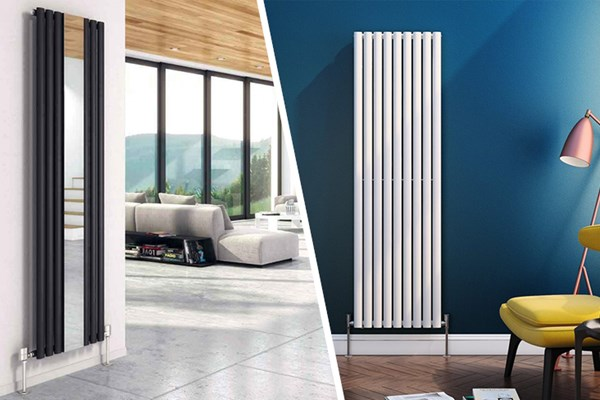 6 Vertical Radiators That Will Take Your Heating To New Heights