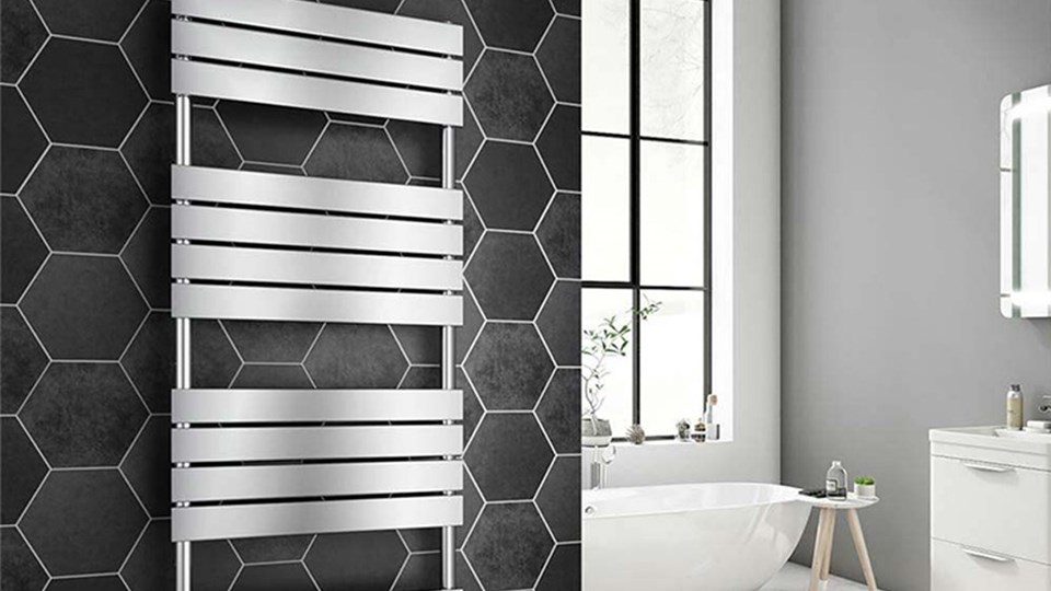 Chrome Heated Towel Rails Under £150 thumbnail