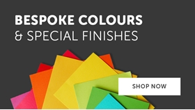 Bespoke Colours & Special Finishes