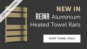 Reina New Aluminium Towel Rails